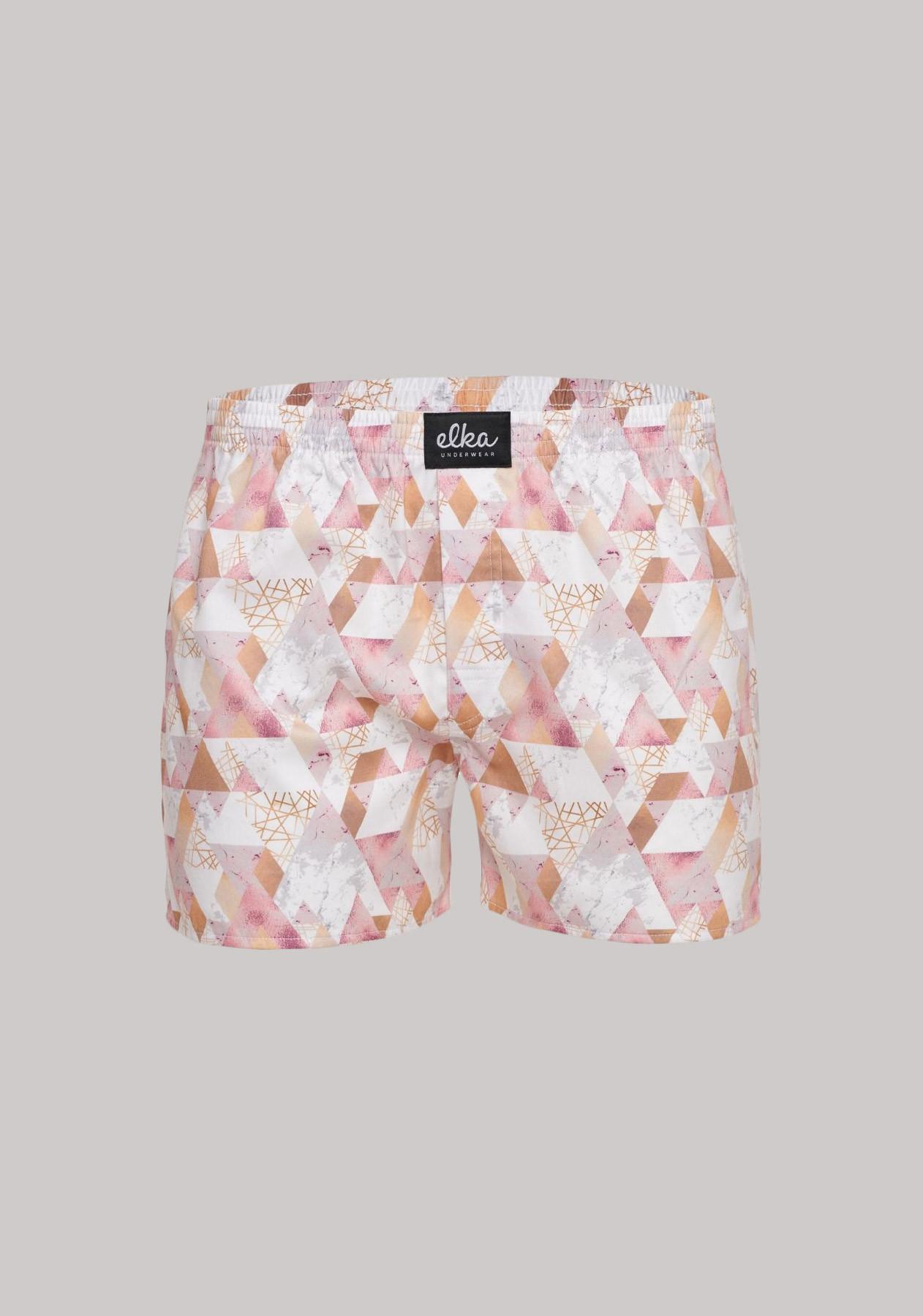 Triangle ružové pánske